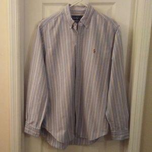 Ralph Lauren Classic Fit Casual Shirt Medium